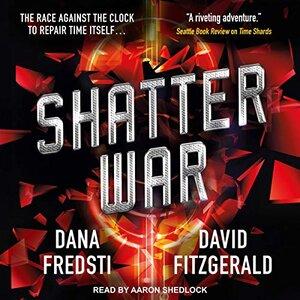 Aaron Shedlock Voice Actor Shatter War